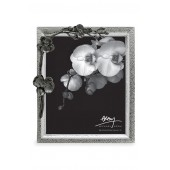 Black Orchid Picture Frame