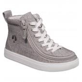 Zip Around High Top Sneaker
