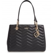 reese park - small courtnee leather tote