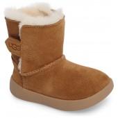 Keelan Genuine Shearling Baby Boot