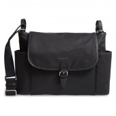 Flap Nylon Diaper Bag