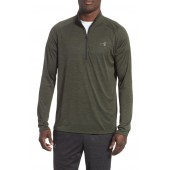 Tech Half Zip Sweatshirt