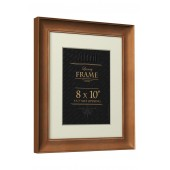 Walnut Basque Tabletop Picture Frame
