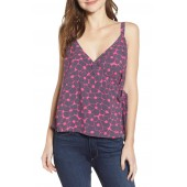 Wrap Front Camisole