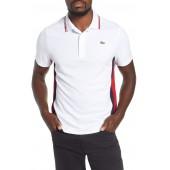 Sport Regular Fit Colorblock Tech Pique Polo