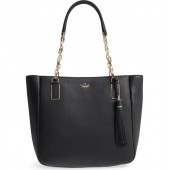 kingston drive - vivian leather tote