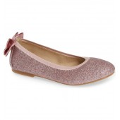 Felicia Esmerelda Glitter Ballet Flat