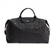 Le Pliage Leather Duffel Bag