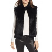 Genuine Rabbit Fur Vest