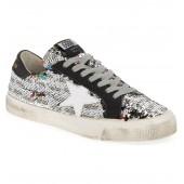 May Flip Sequin Sneaker
