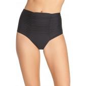 Color Code High Waist Bikini Bottoms