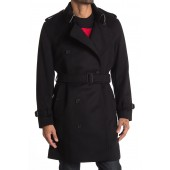 Kensington Double Breasted Belted Coat