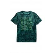 Stacked Wordmark T-Shirt