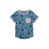 Ferries Organic Cotton T-Shirt