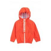 Austin Logo Hooded Jacket