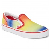 Glitter Rainbow Slip-On Sneaker
