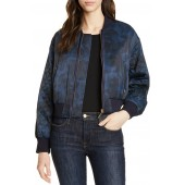 Sandey Houndini Quilted Bomber Jacket