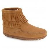 'Double Fringe' Boot