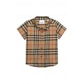 Fredrick Check Print Woven Shirt
