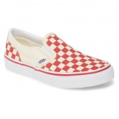 Classic Checkerboard Slip-On Sneaker