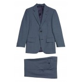 Two-Piece Mohair Wool Suit