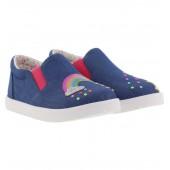 Bailey Krissy Slip-On Glitter Sneaker