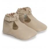 Penny T-Strap Mary Jane Crib Shoe