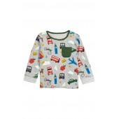 Run Print Reversible T-Shirt