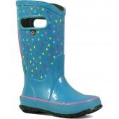 Dots Waterproof Rain Boot