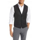 Trim Fit Wool Vest