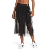 3-Stripes Tulle Skirt