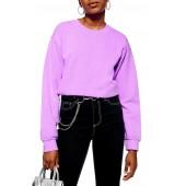 Washed Neon Sweatshirt