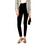 Skinny Capri Trousers