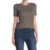 Kari Rib Slim T-Shirt
