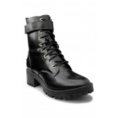 Oodles Fashion Hiking Boot