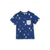Lucas Octopus Print T-Shirt