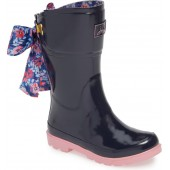 Bow Welly Waterproof Rain Boot