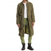 Thoresby Cargo Car Coat