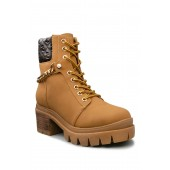 Question Quilted Chain Fashion Boot