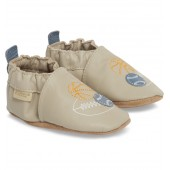 Dream Big Moccasin Crib Shoe