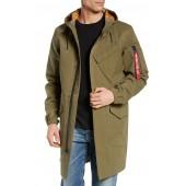 Duster Waterproof Field Coat