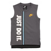 Just Do It Graphic Muscle Tank