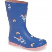 Roll Up Waterproof Rain Boot