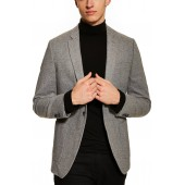 Edgar Skinny Fit Tweed Sport Coat