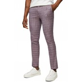 Moda Super Skinny Check Pants