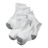 Sport Socks 6-Pack for Toddler & Baby