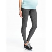Maternity Full Panel Compression Tights