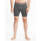 Go-Dry Cool Base-Layer Shorts for Men - 8-inch inseam