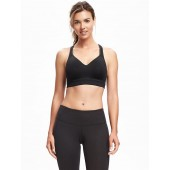 High Support Racerback Sports Bra for Women