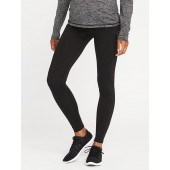 Maternity Full-Panel Compression Leggings